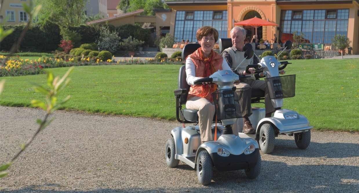 Elektromobil für mehr Mobilität
