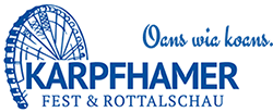 Karpfhamer-Volksfest-Logo