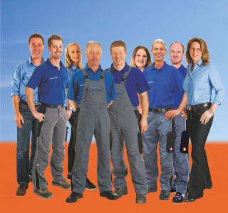 Aufzugdienst-Rottal-Team