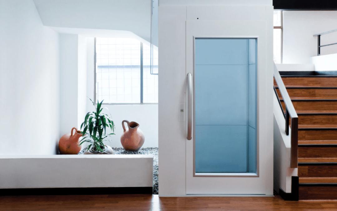 CIBES A5000 Aufzug für barrierefreie Privathäuser